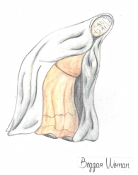Beggar Woman