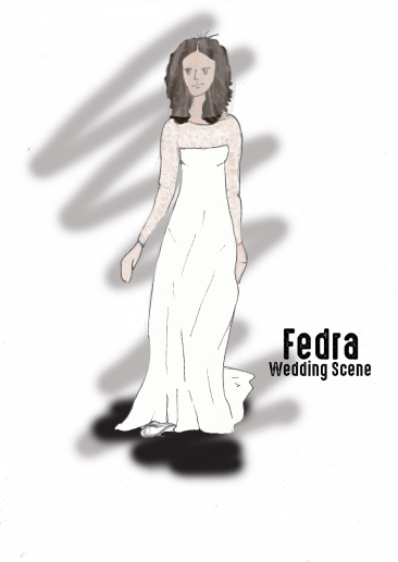 FEDRA WEDDING SCENE