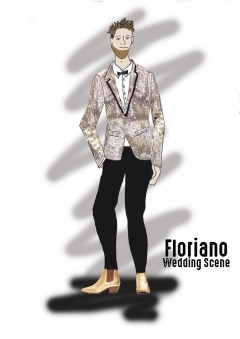 FLORIANO WEDDING SCENE