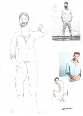 lonardo drawing