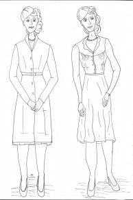 Parc - Linda Costume (BW)