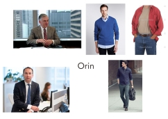 Orin moodboard