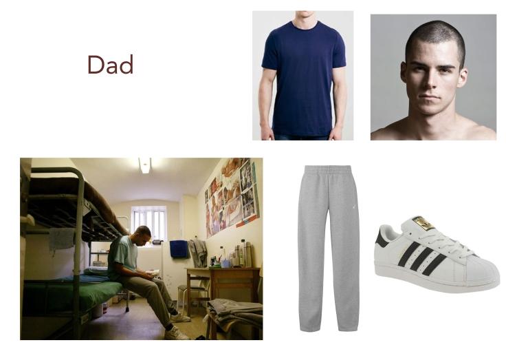 Dad - Prisoner